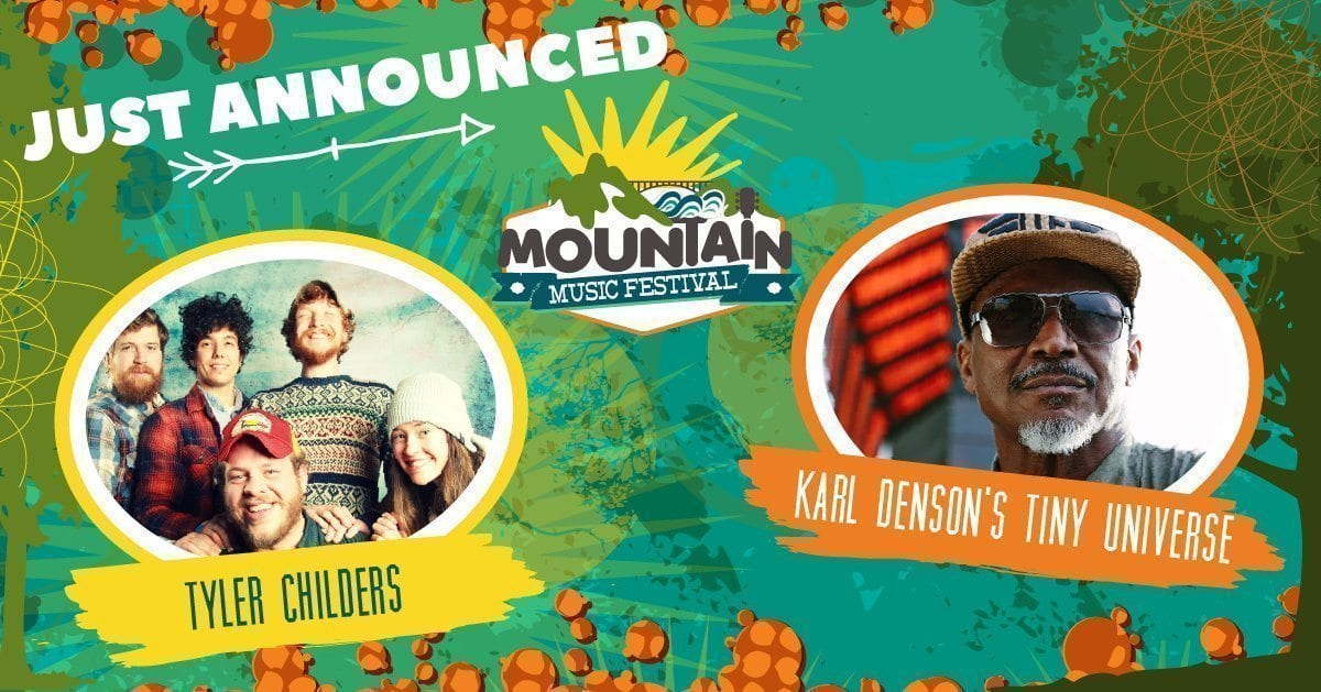 June 1-3 Mountain Music Festival