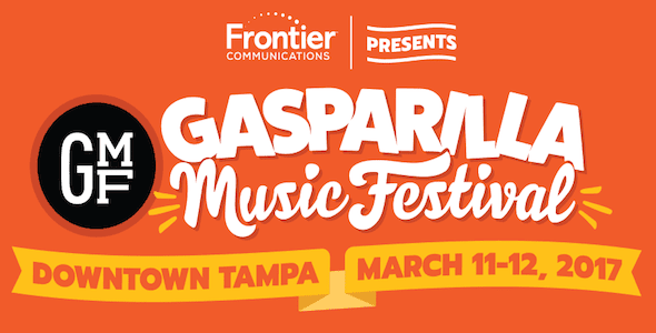 March 11-12 Gasparilla Music Festival
