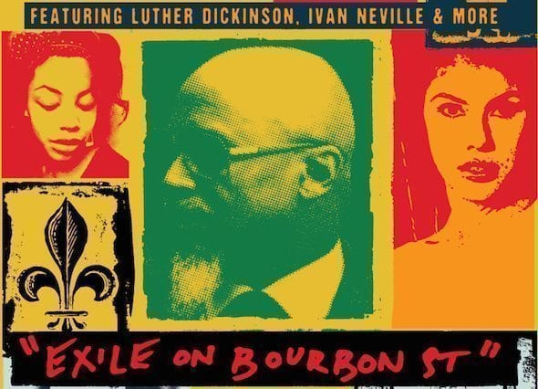 May 5 Orpheum w/Luther Dickinson, Ivan Neville & More