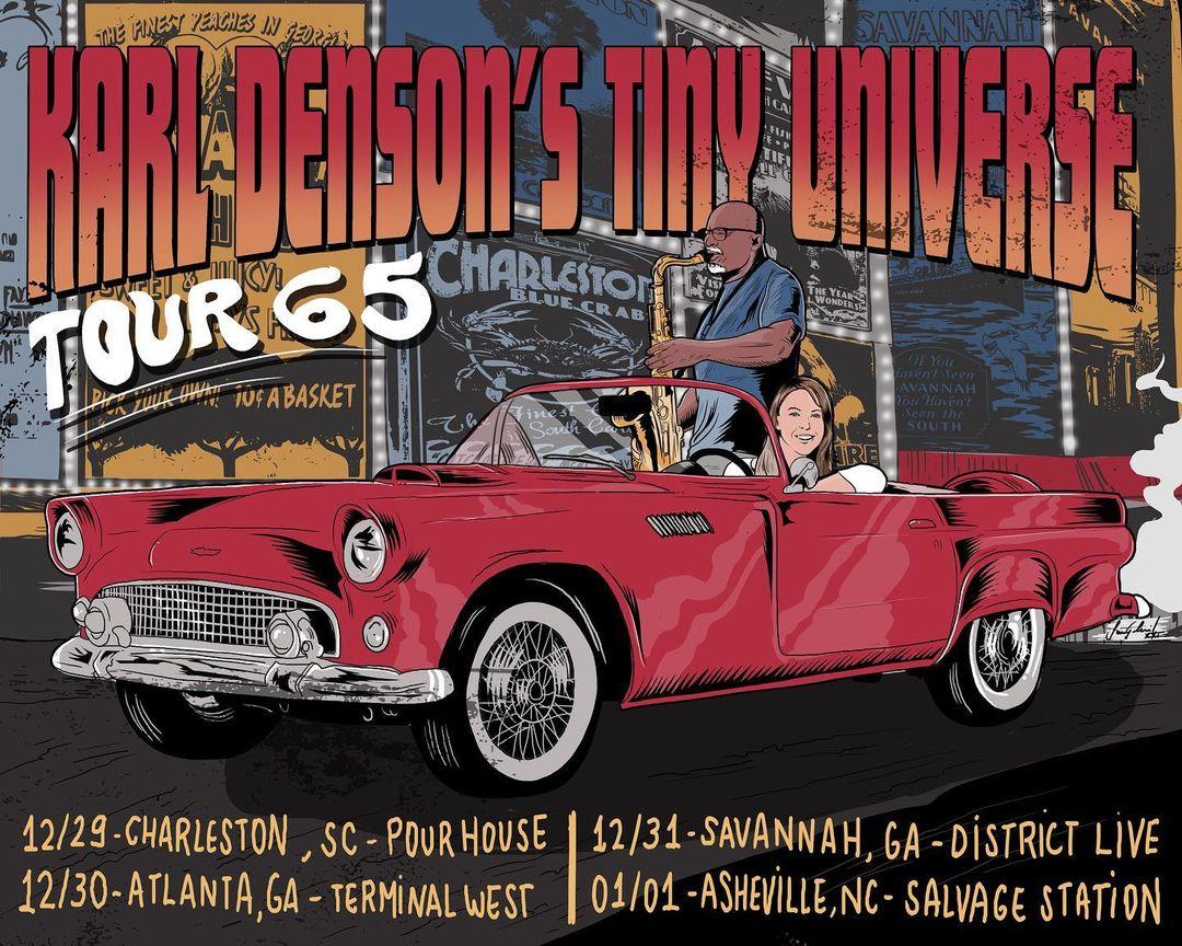 KDTU NYE Tour 65 - On Sale Now
